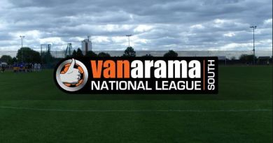 National League South – PPG Table