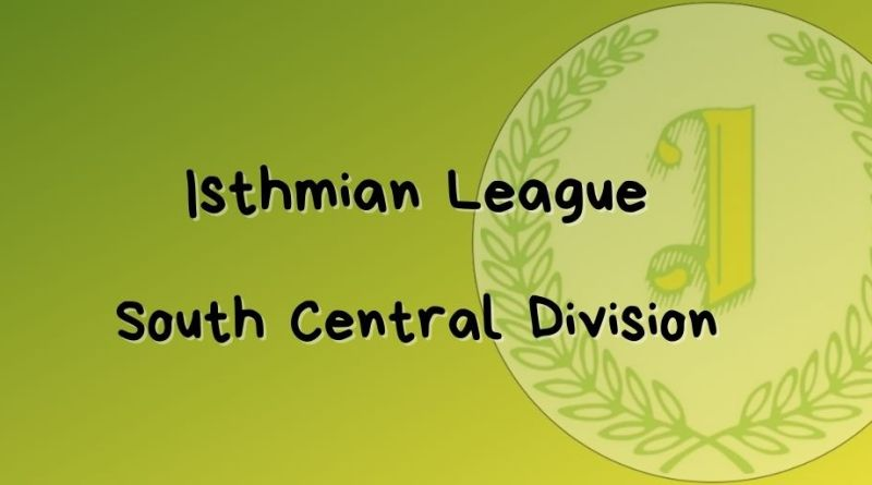 Isthmian South Central