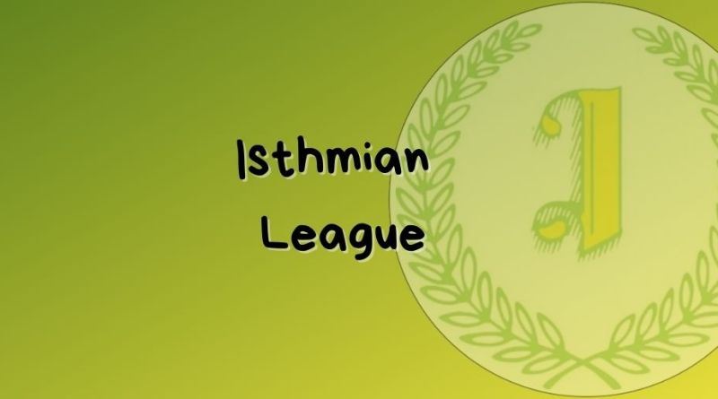 Isthmian League