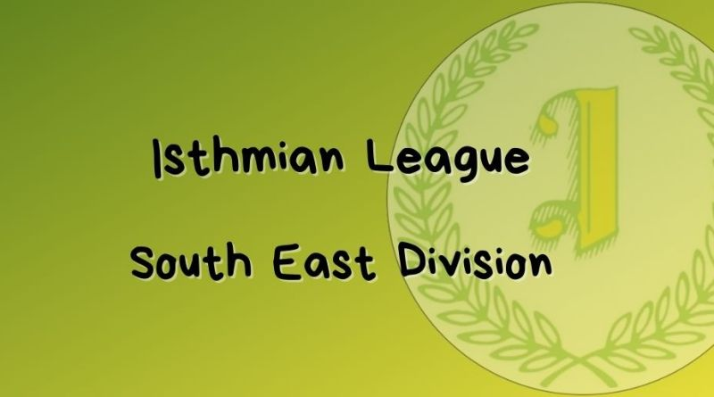 Isthmian South East