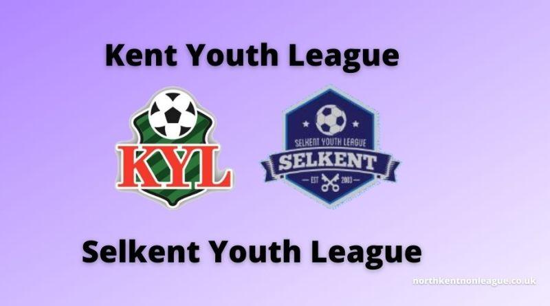 Youth Football kent league selkent