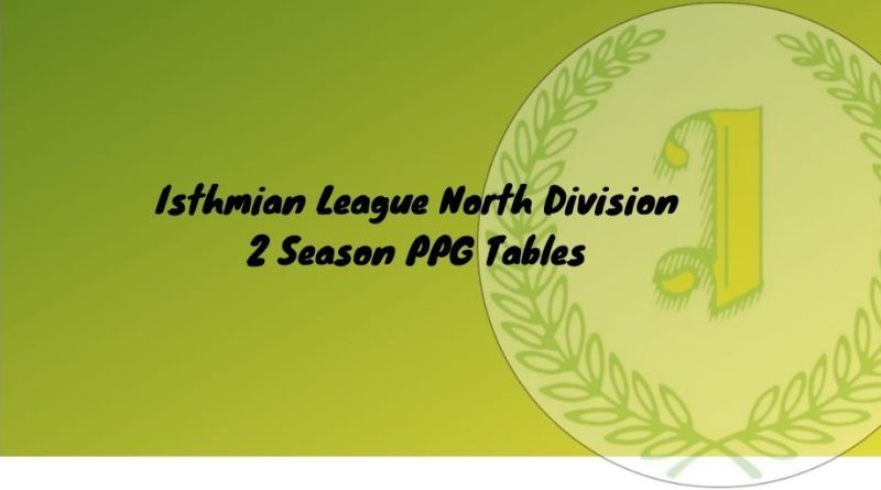 PPG Isthmian North League