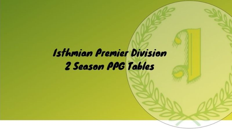 PPG Isthmian Premier League