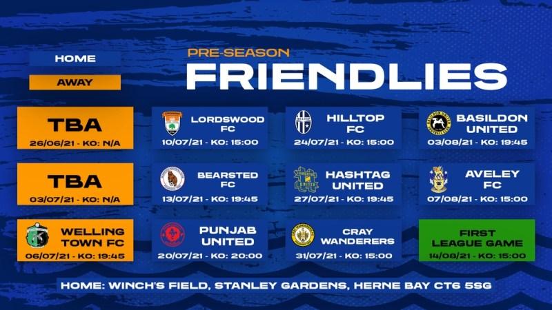 Herne Bay Friendlies