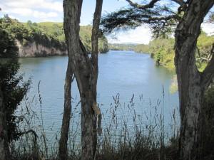 Arapuni Lake