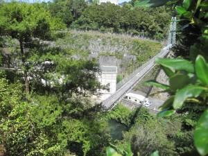 Arapuni Suspension Bridge