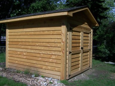 Shed #1