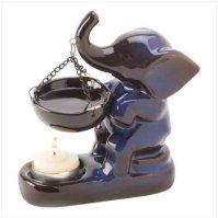 Oil Warmer - http://www.storenvy.com/products/370215-elephant-oil-warmer
