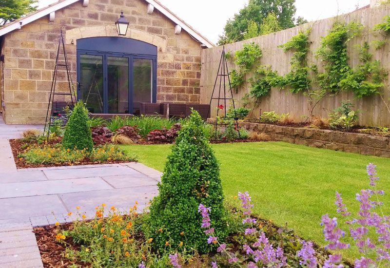 A garden for all senses   Rodley