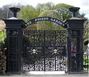 the poision garden