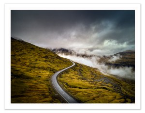 "Bill Schwab – ""The High Road – Faroe Islands, 2018"""