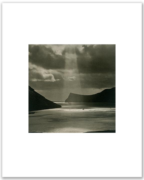 """Bill Schwab – """"Salmon Farm – Faroe Islands 2012"""" (Small Print)"""