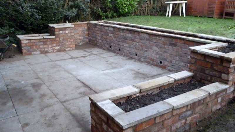 Clear out your Small Patio Area