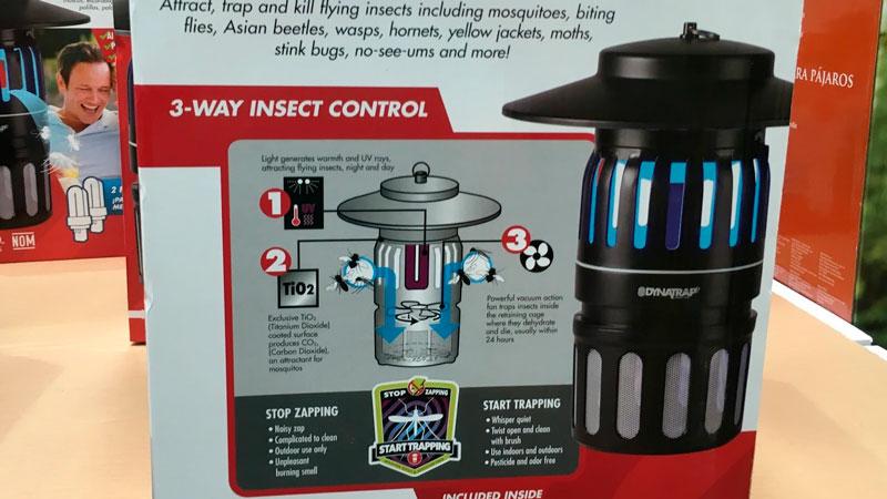 DynaTrap DT1050 Acre Insect Trap