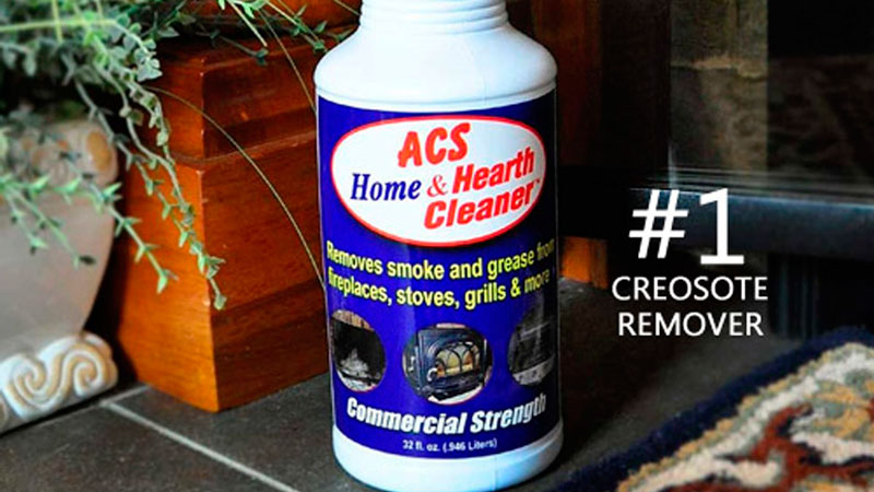 Make Chimney Cleaning Easy with Anti-Creo-Soot Creosote Remover