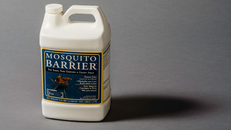 Mosquito Garlic Barrier n