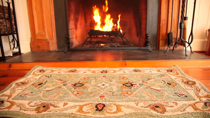 Wool Hearth Rug is the Best Choice
