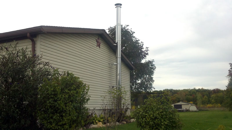 DuraPlus Triple Wall Chimney Pipe