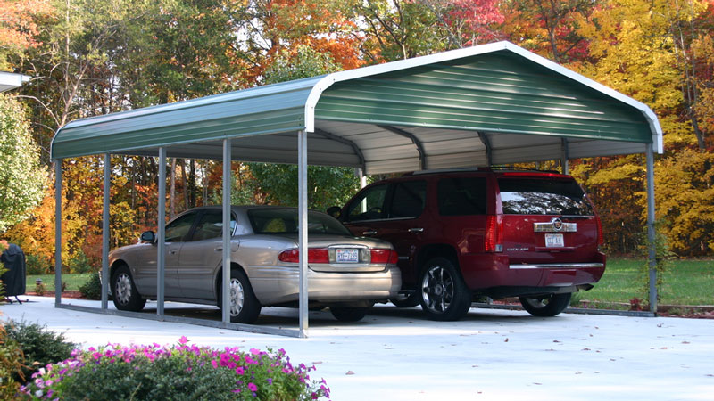 Great Solution For Lack Of Storage or Garage Space