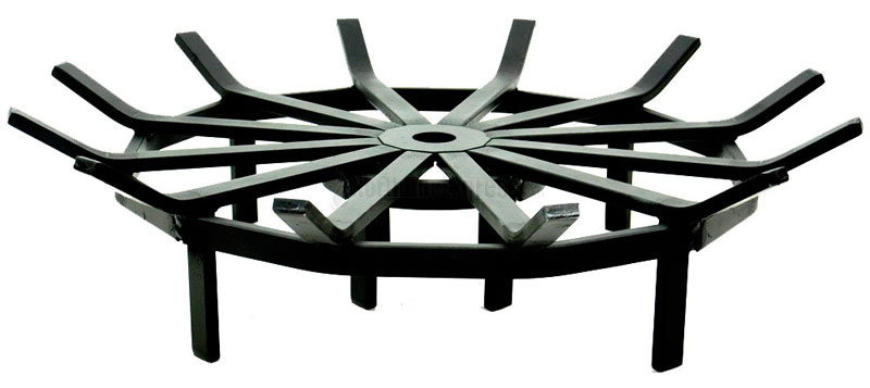 Spider Outdoor Fire Pit Grate