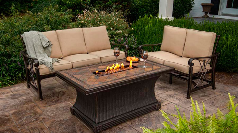 Visualize the Fire Pit