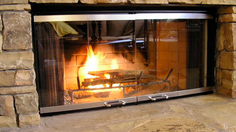 Increase the Efficiency of the Fireplace