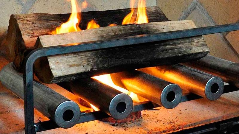 increase fireplace efficiency