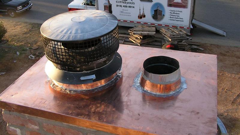 Install a Chimney Cap