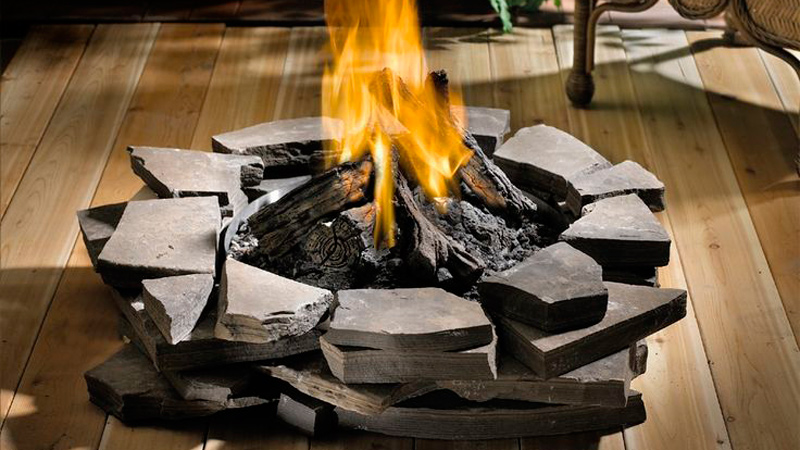 DIY Gas Fire Pit Complete Kits