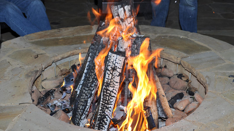 The IncinerGrate Fire Pit Grate