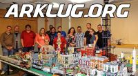 Arkansas LEGO Users Group - ArkLUG