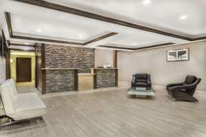 Baymont Inn and Suites North Little Rock Arkansas lobby
