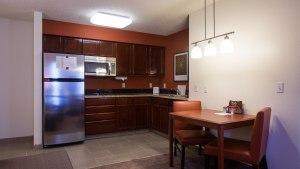Residence Inn Marriott North Little Rock, Arkansas - kitchen