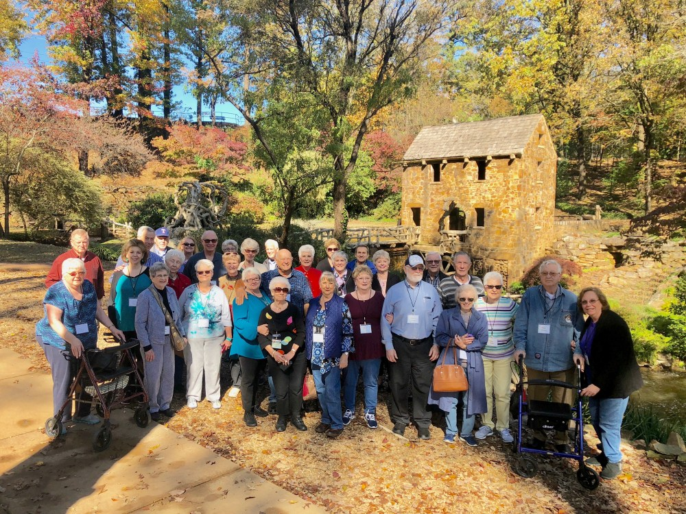 The Old Mill group