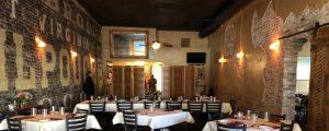 Ristorante Capeo North Little Rock banquet room