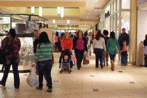 Shopping at McCain Mall North Little Rock