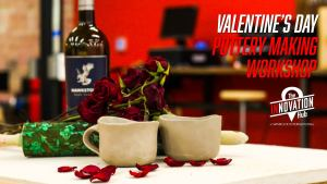 Valentine's Day Pottery Making Workshop Innovation Hub NLR