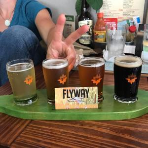Arkansas Brews Cruise tour - Flyway brewing