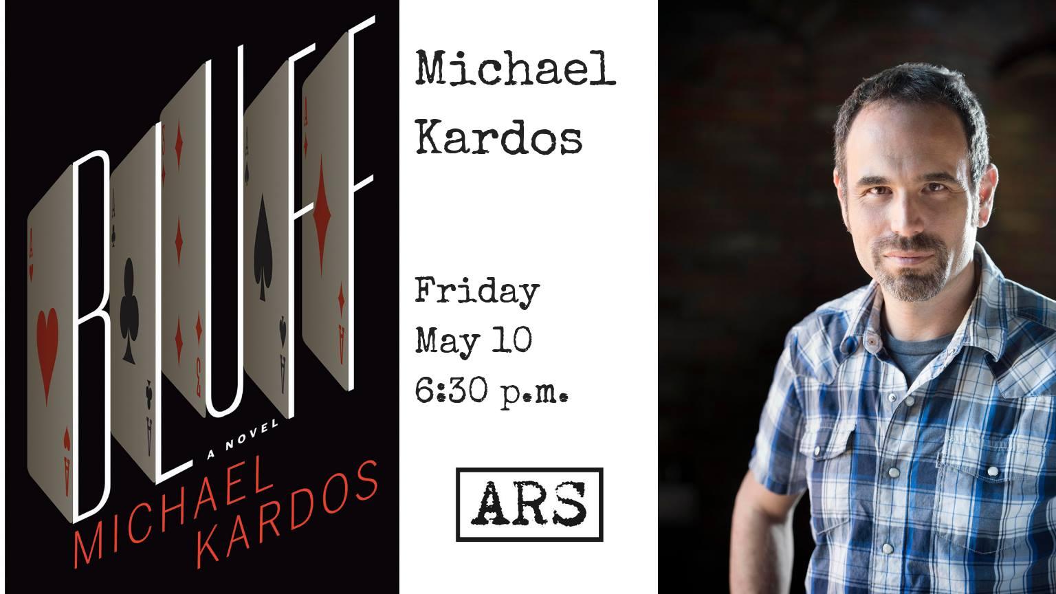Michael Kardos at Argenta Reading Series