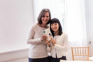 Marie Kondo's KonMari with Sue Fehlberg Laman Library