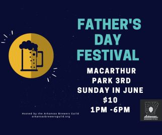 Father's Day Festival: MacArthur Park June 16th