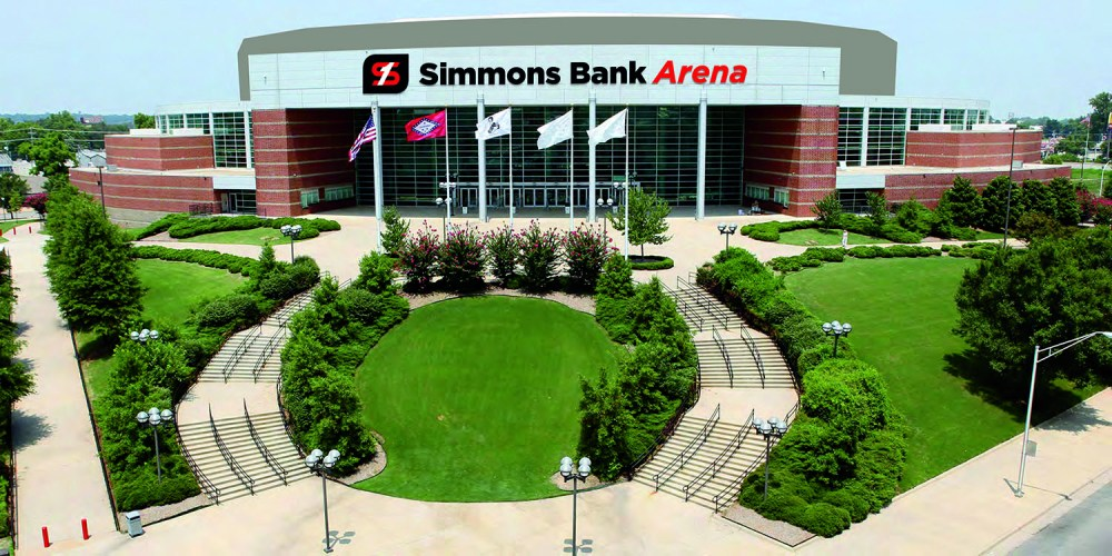 simmons bank arena
