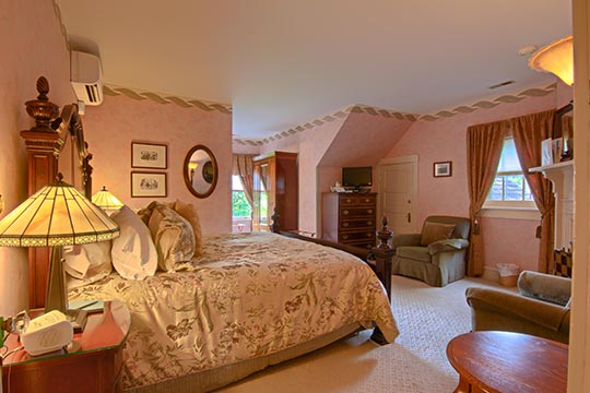 Asheville B&B King Room