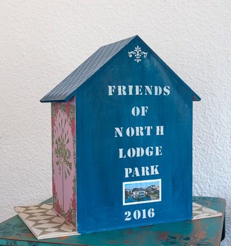 North Lodge Park Beach Hut