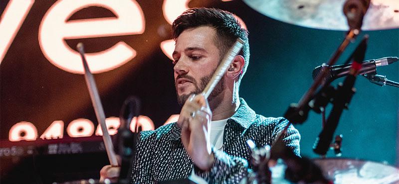 Josh Hussey drum teacher