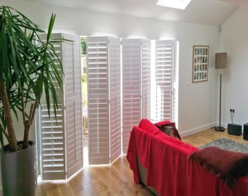 Track Shutters North London Shutters And Blinds