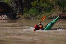 Canoe Splash