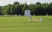 Burghley Park Cricket Pitch