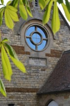 St Marys School Round Window