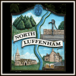 North Luffenham Sign